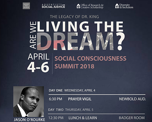 AU Living the Dream? summit