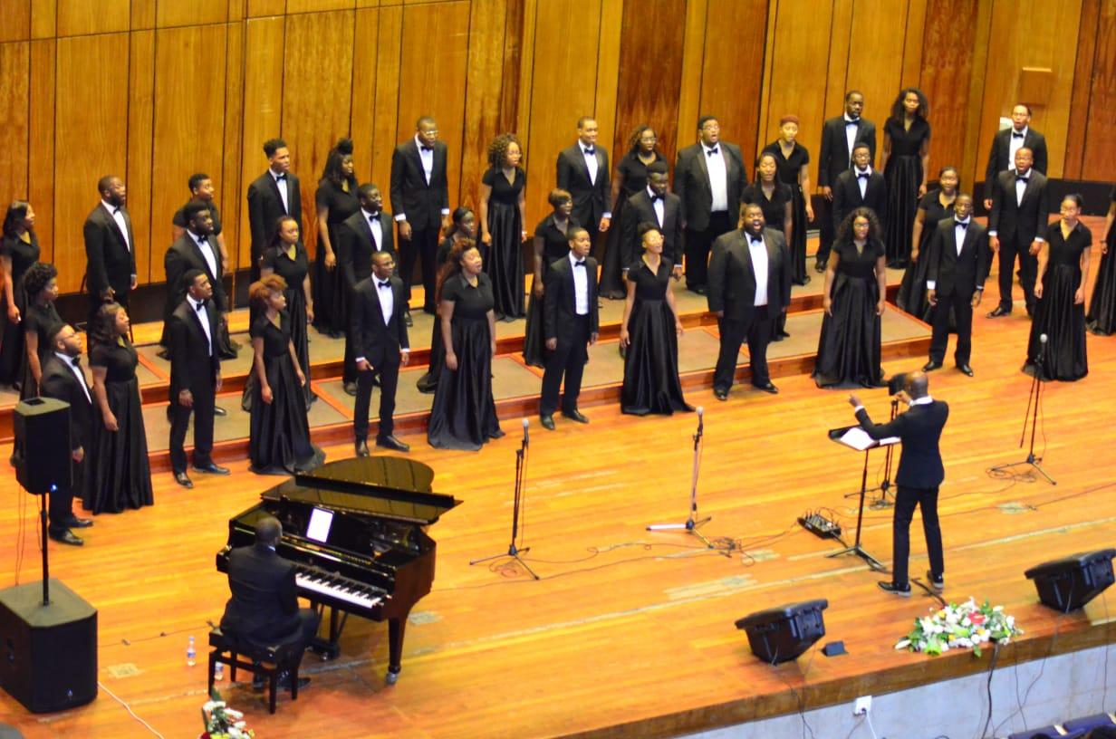 Oakwood University Aeolians win big at world choir games in 2018