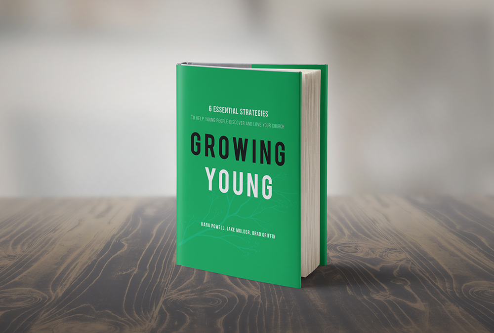Growing Young book
