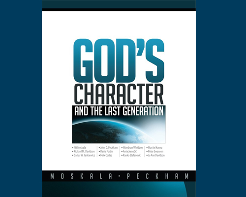 God's Character book cover