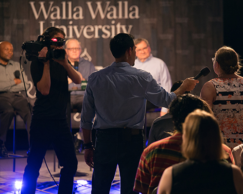Is This Thing On? Walla Walla University