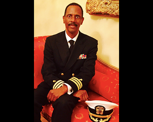 Washington Johnson, II is the third African-American Seventh-day Adventist to hold the rank in the United States Navy Chaplain Corp, following Captain Herman Kibble and Admiral Barry Black.