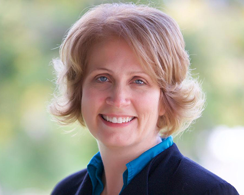 LSU professor Lora Geriguis
