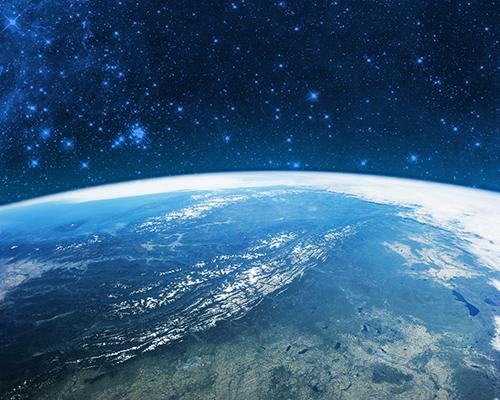 How Many Stars stars and earth photo