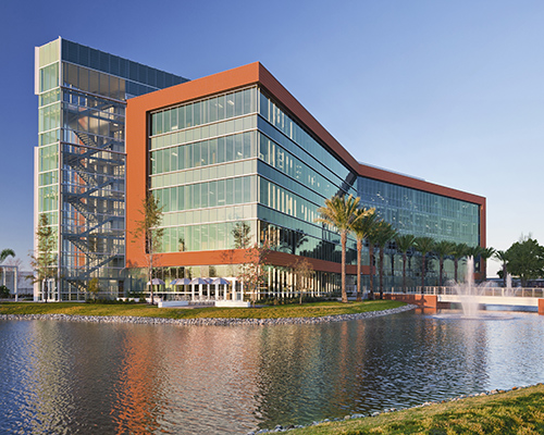 Headquarters of Adventist Health System