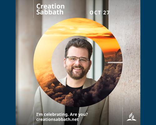 Creation Sabbath new look Shawn Boonstra