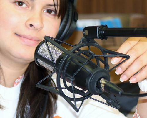 Jery Funes Ohio radio station announcer