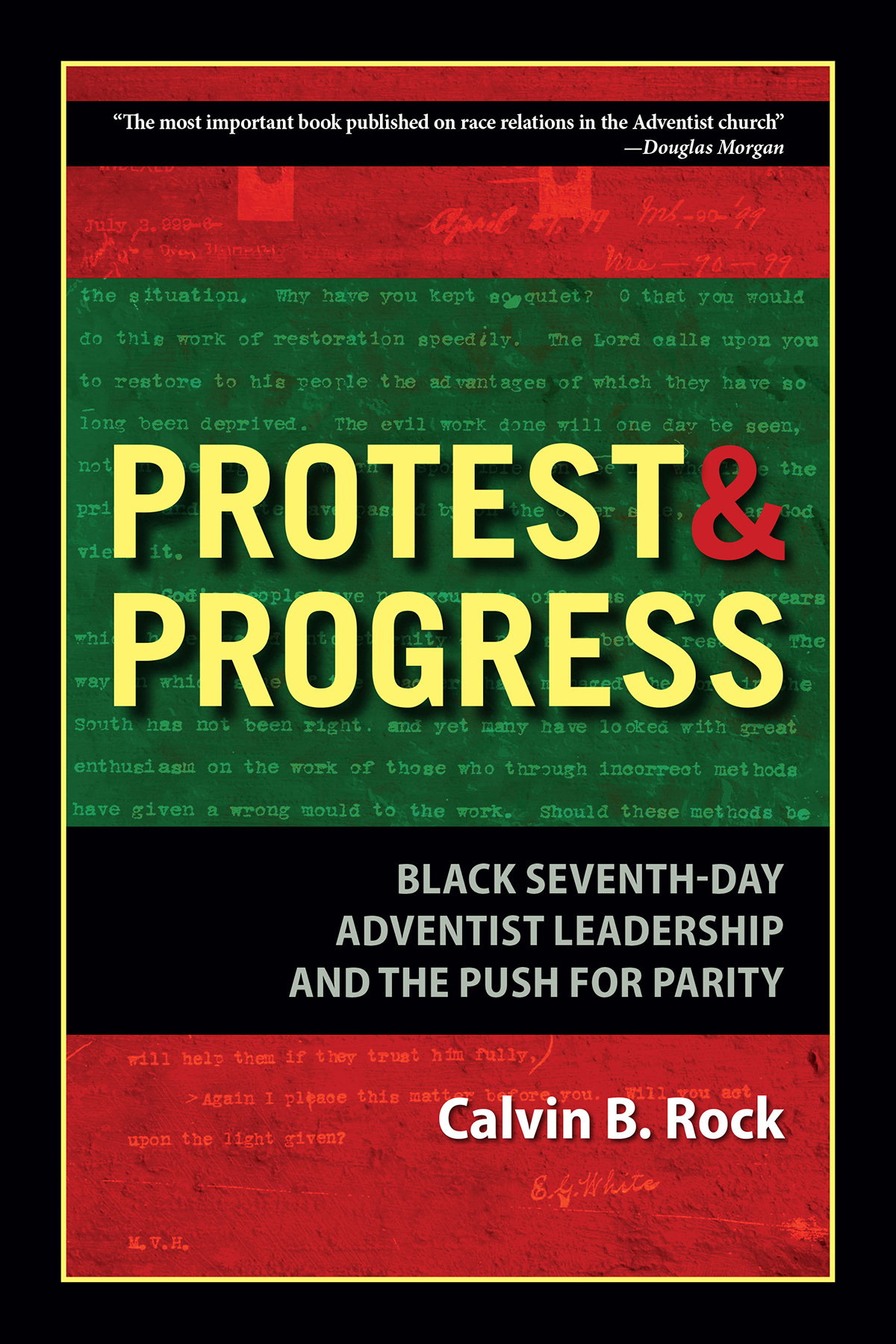 Protest and Progress book cover