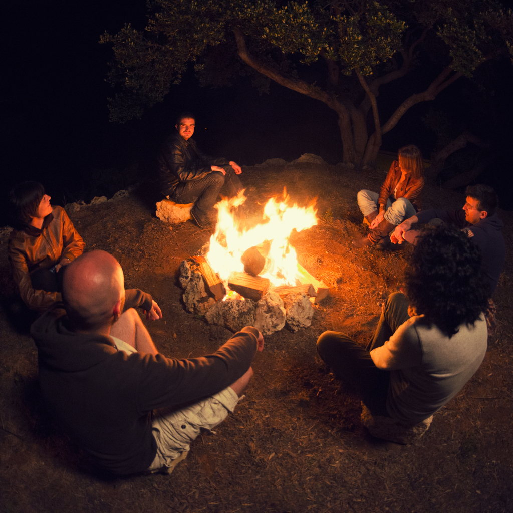 Multisensory Sabbath School Campfire